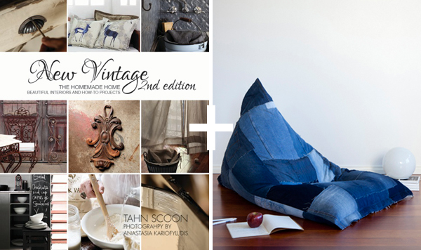 New Vintage + Jeanbag